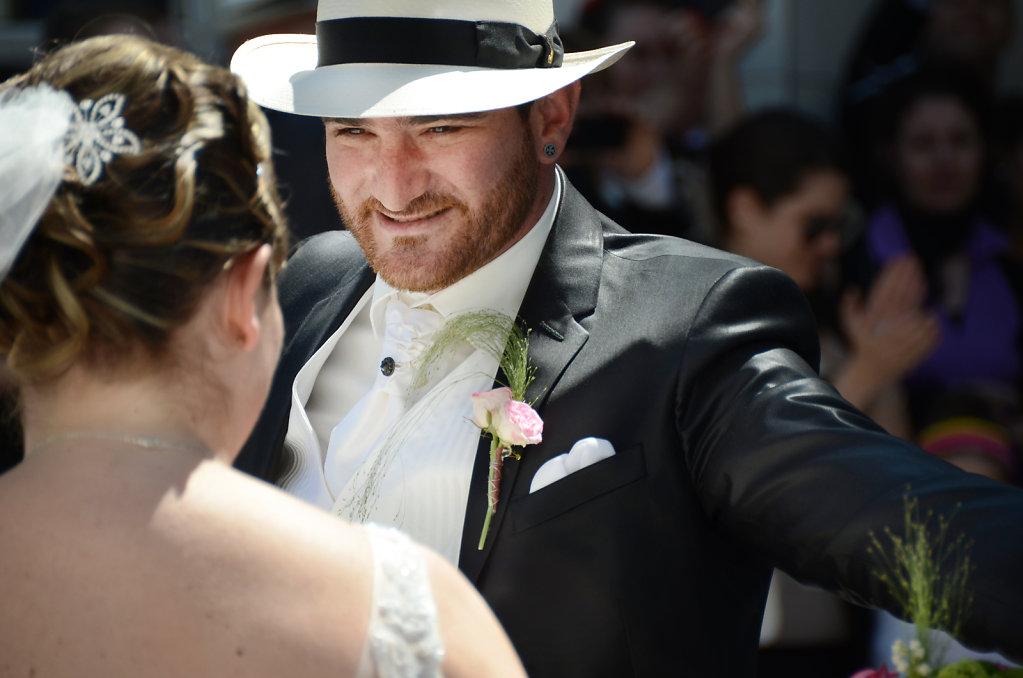 VINTAGE WEDDING • Anne Sophie et Aurélien